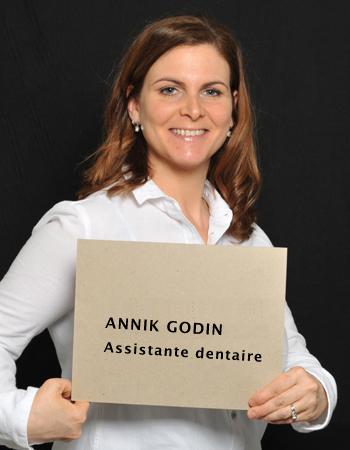 Annik Godin