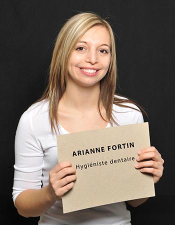 Arianne Fortin