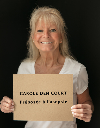 Carole Denicourt
