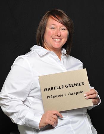 Isabelle Grenier