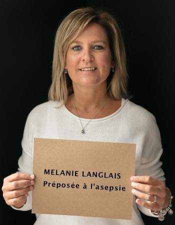 Melanie Langlais