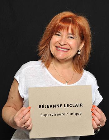 Réjeanne Leclair