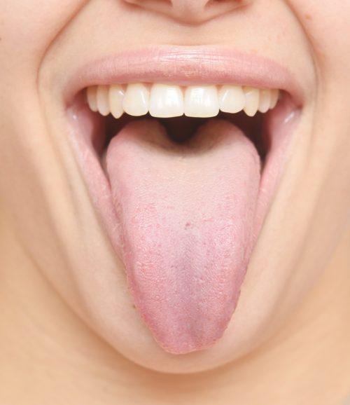 Posture de la langue et des lèvres