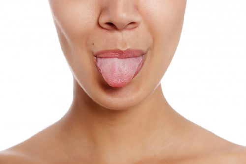 Posture de la langue et des lèvres et respiration buccale